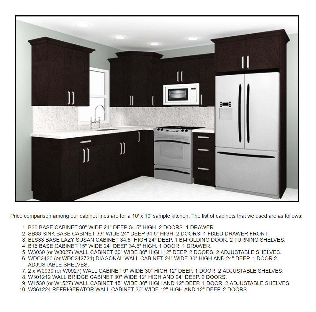 Premium Ready To Assemble Cabinets Domain Cabinets
