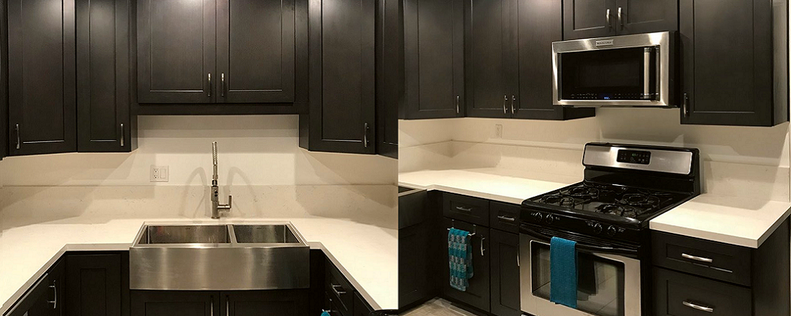Affordable Cabinets For Apartment Buildings Domain Cabinet