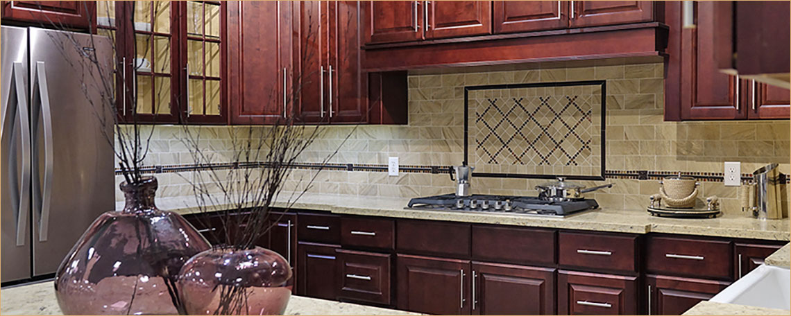 Dark Cabinets And Kitchen Color Schemes Domain Cabinets